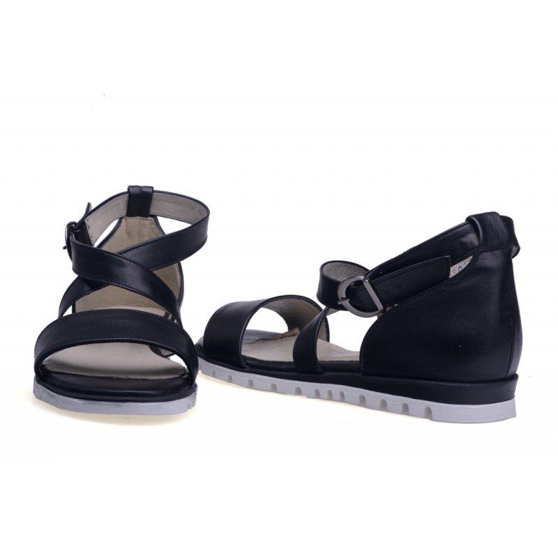 2fab95004 ... Damskie skórzane sandały rzymianki. Następny