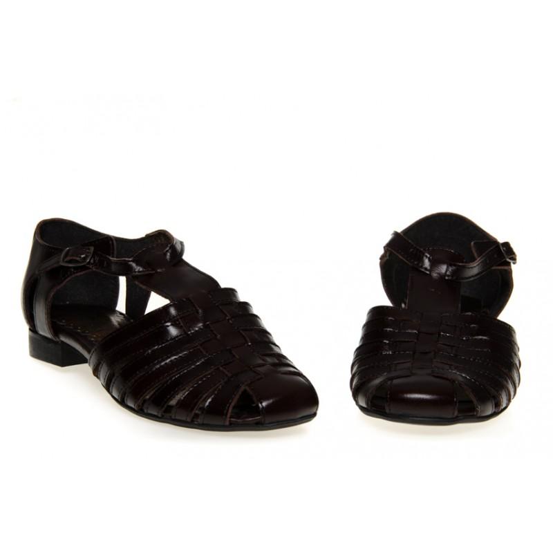 1b1bdffd8e256 ... Sandałki Sandały Rzymianki Skóra; Sandałki Sandały Rzymianki Skóra.  Następny
