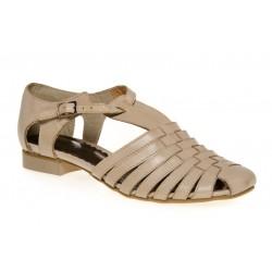 Sandałki Sandały Rzymianki Skóra
