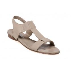 Damsie sandałki sandały skóra